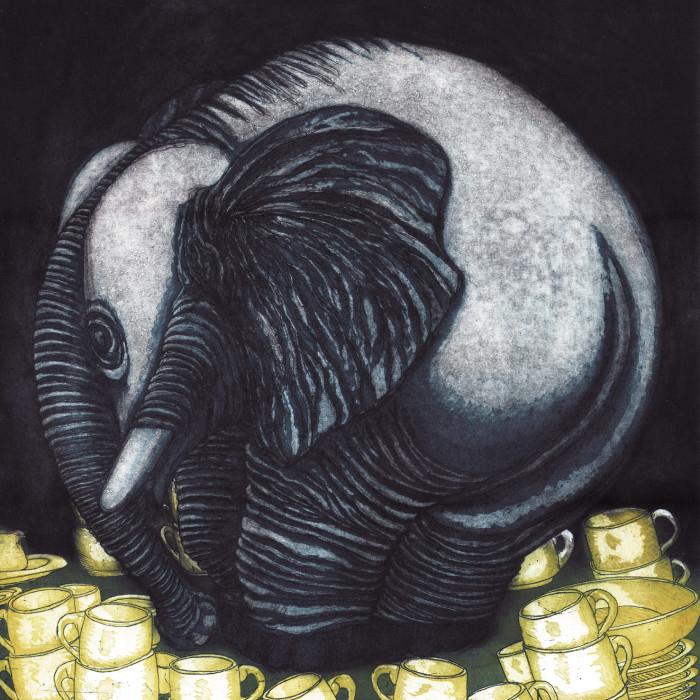 328 Elefant - 320,- €