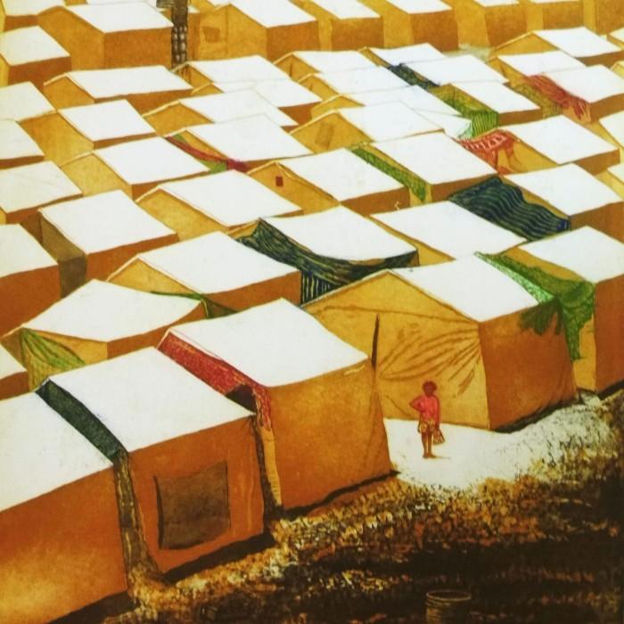 419 Zwangsrast (Camp Aleppo) 320 €